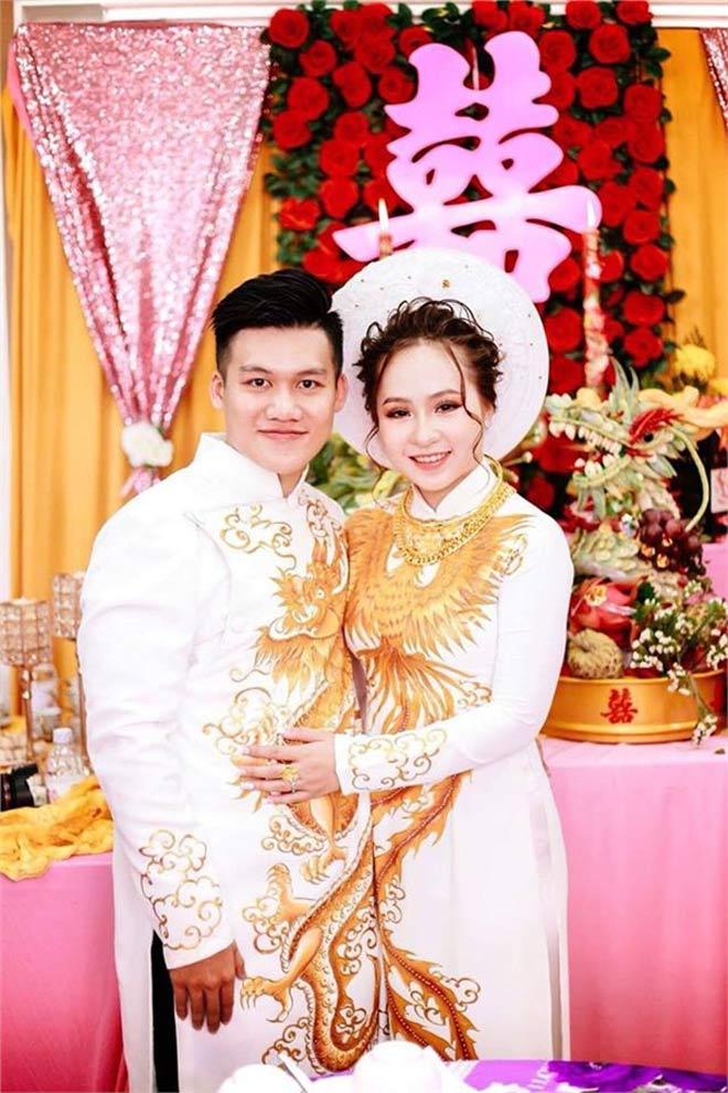 Cô dâu 19 tuổi được tặng 13 cây vàng và gần 1 tỷ đồng sính lễ - 1