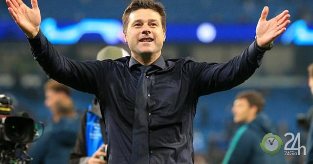 Tottenham hạ Man City vang dội: Siêu cải tổ, ôm mộng lớn