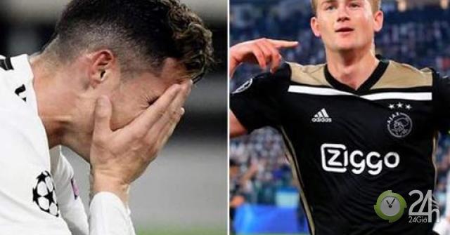 Ajax khuynh đảo cúp C1: Biệt đội tuổi teen vụt sáng...