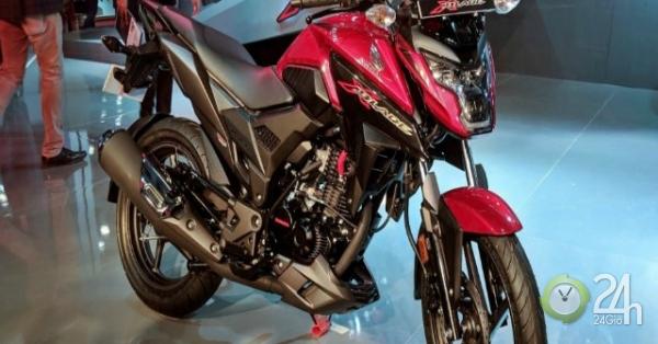 Honda X-Blade mới sắp ra mắt, quyết đấu Suzuki Gixxer 155