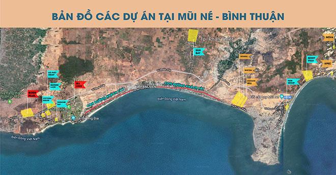 Sau sân bay 10,000 tỷ, Phan Thiết khởi công thiên đường giải trí vào tháng 5 - 3