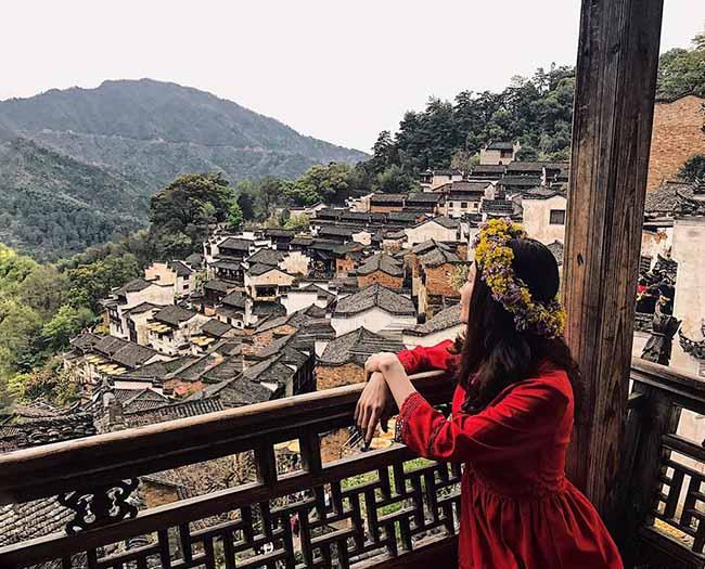 Đâu chỉ có Phượng Hoàng cổ trấn, Trung Quốc còn có Vụ Nguyên đẹp như một giấc mơ - 12