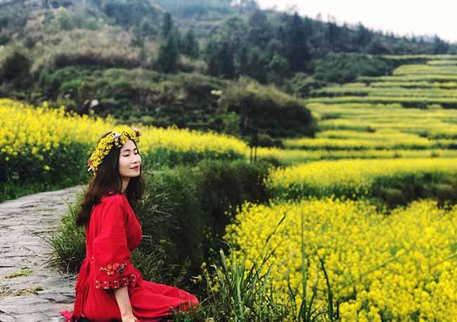 Đâu chỉ có Phượng Hoàng cổ trấn, Trung Quốc còn có Vụ Nguyên đẹp như một giấc mơ - 14