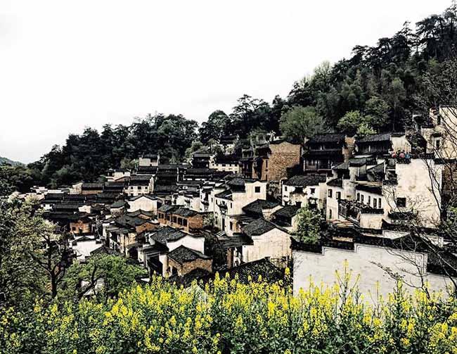 Đâu chỉ có Phượng Hoàng cổ trấn, Trung Quốc còn có Vụ Nguyên đẹp như một giấc mơ - 6