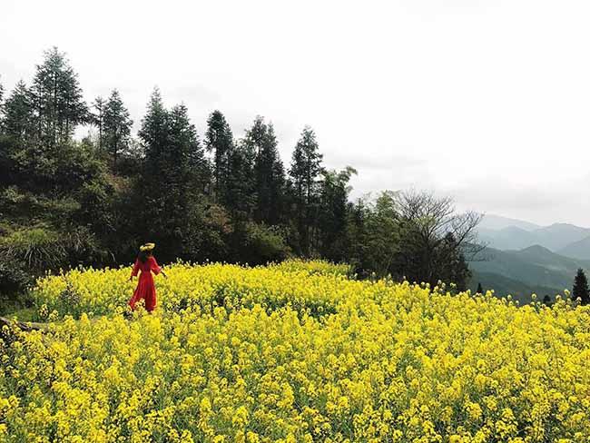 Đâu chỉ có Phượng Hoàng cổ trấn, Trung Quốc còn có Vụ Nguyên đẹp như một giấc mơ - 7