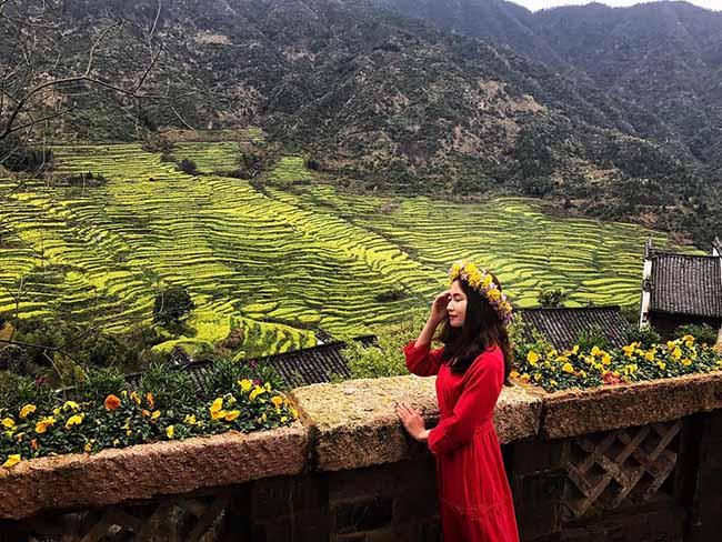 Đâu chỉ có Phượng Hoàng cổ trấn, Trung Quốc còn có Vụ Nguyên đẹp như một giấc mơ - 8