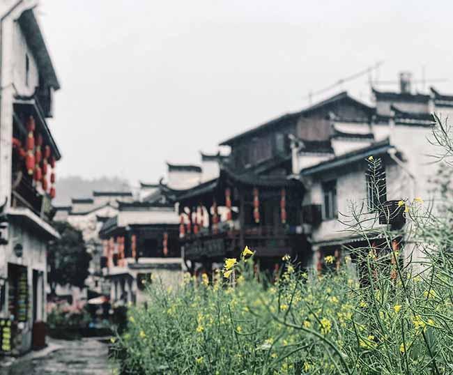 Đâu chỉ có Phượng Hoàng cổ trấn, Trung Quốc còn có Vụ Nguyên đẹp như một giấc mơ - 9