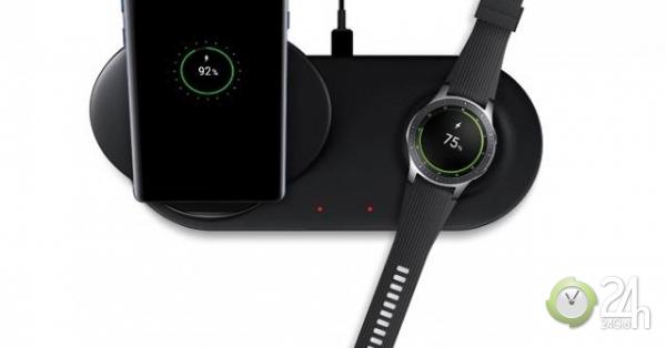 Sạc không dây của Samsung có gì mà cả iFan cũng phải sử dụng?