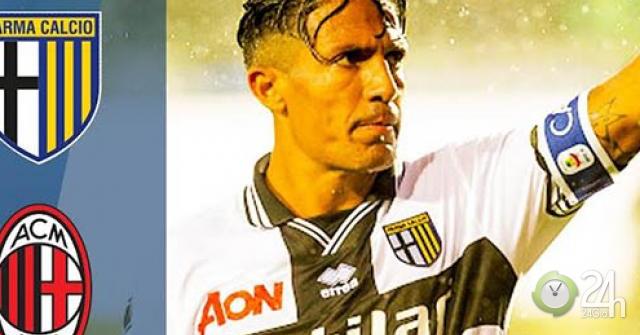 Video, kết quả bóng đá Parma – AC Milan: Tuyệt tác...