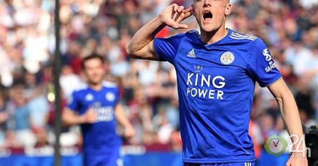 West Ham - Leicester City: Cựu sao Arsenal rực rỡ,...