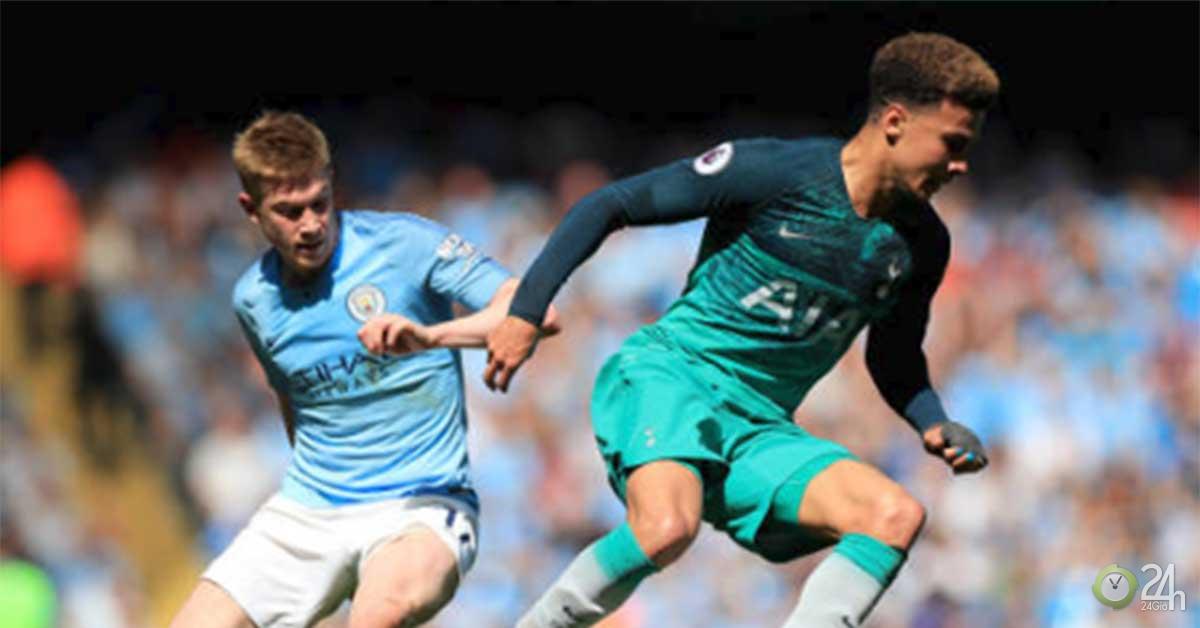 Man City - Tottenham: SAO trẻ bùng nổ đầu trận, người...