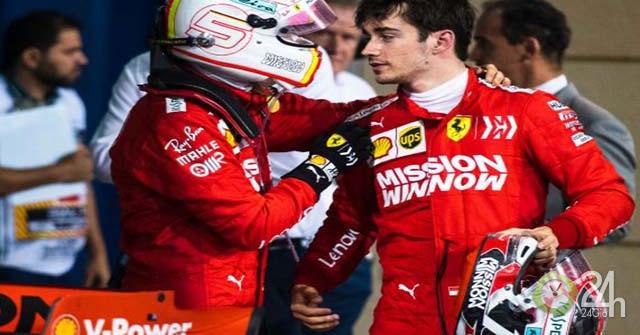 Đua xe F1: Ferrari cần giải quyết khủng hoảng