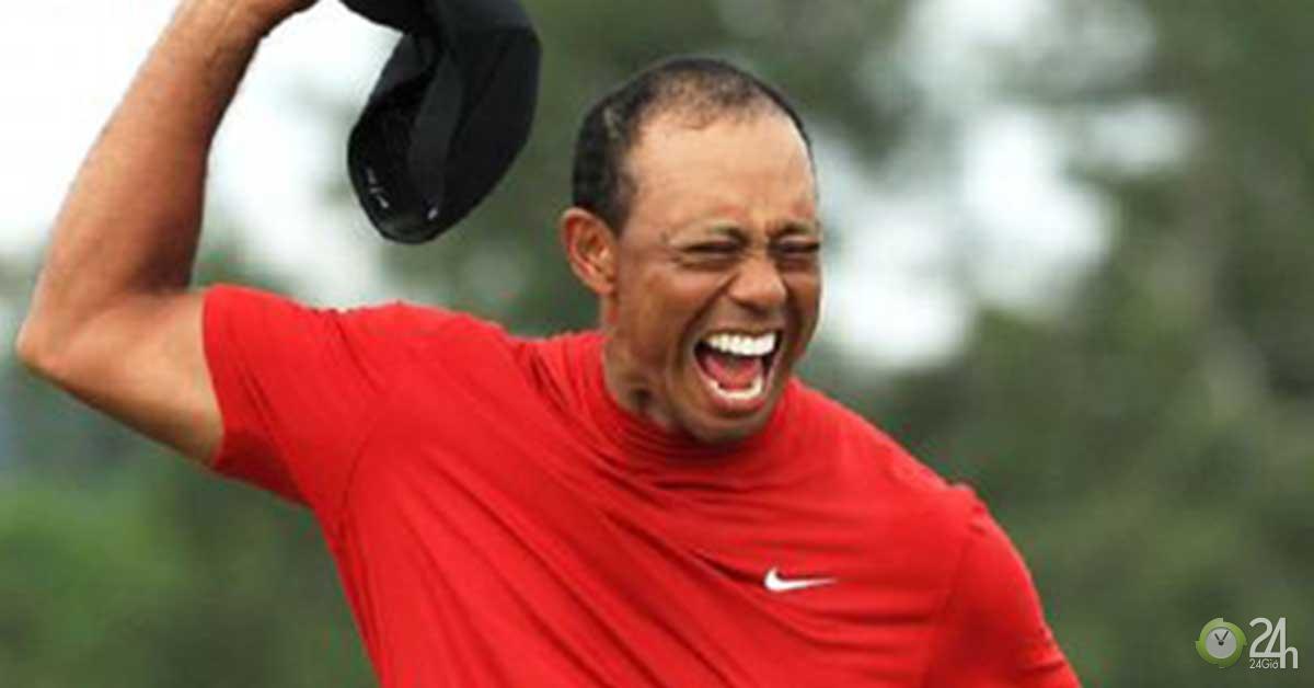 Tin thể thao HOT 20/4: Tiger Woods làm nhà cái lỗ nặng