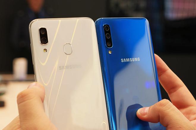 Dòng Galaxy A 2019 của Samsung đang bán rất chạy - 2