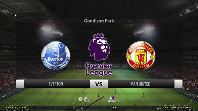 Highlight: Everton vs Manchester United