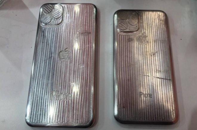 HOT: Lộ khuôn kim loại của iPhone 11 và iPhone 11 Max - 2
