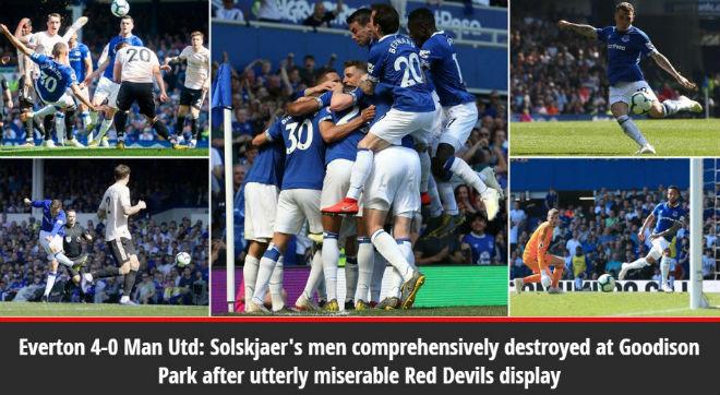 MU thua 6/8 trận: Báo chí Anh ngán ngẩm Solskjaer, chê De Gea bắt kém - 2