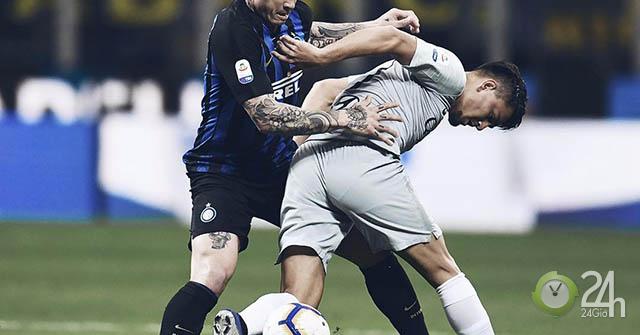 Video, kết quả bóng đá Inter Milan - AS Roma: Tuyệt tác siêu sao, đại chiến căng thẳng