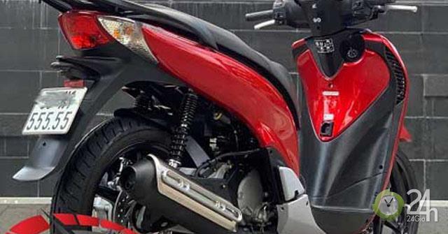 Honda SH lục quý 9 về tay đại gia giá gần 2 tỷ