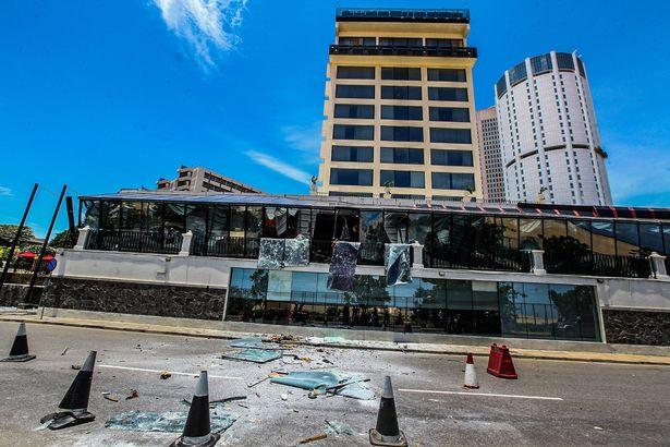 Loạt vụ đánh bom khủng khiếp ở Sri Lanka: Có bàn tay khủng bố IS? - 2