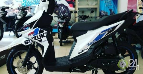 Xe ga 2019 Suzuki Nex II ra bản đặc biệt, giá 27 triệu đồng