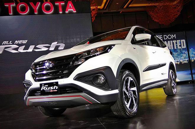 Xe Toyota Rush 2019 - Mua xe SUV giá tốt, hỗ trợ trả góp lãi suất ưu đãi - 6