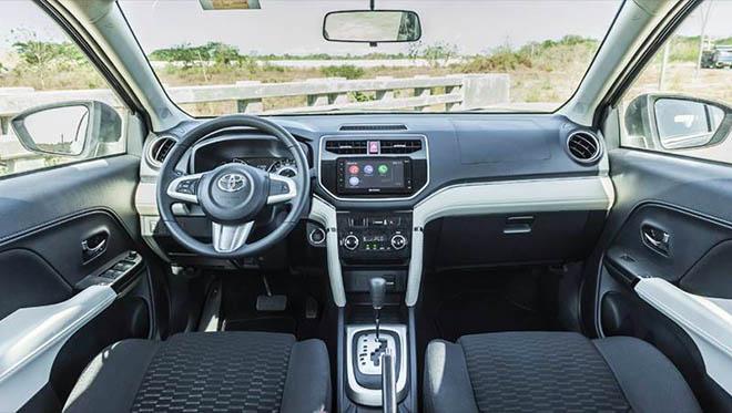 Xe Toyota Rush 2019 - Mua xe SUV giá tốt, hỗ trợ trả góp lãi suất ưu đãi - 4