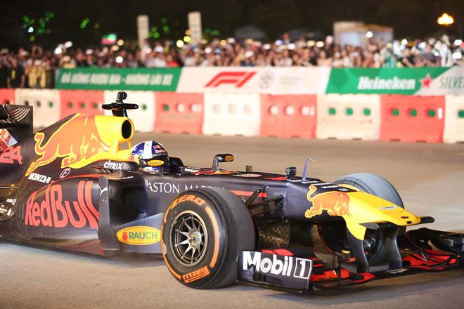 Đại tiệc F1 Việt Nam Grand Prix: Trải nghiệm tốc độ mãn nhãn tại Hà Nội - 8