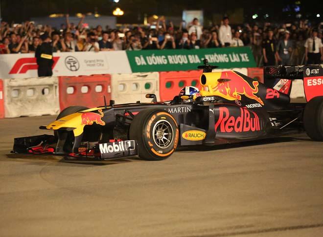 Đại tiệc F1 Việt Nam Grand Prix: Trải nghiệm tốc độ mãn nhãn tại Hà Nội - 9