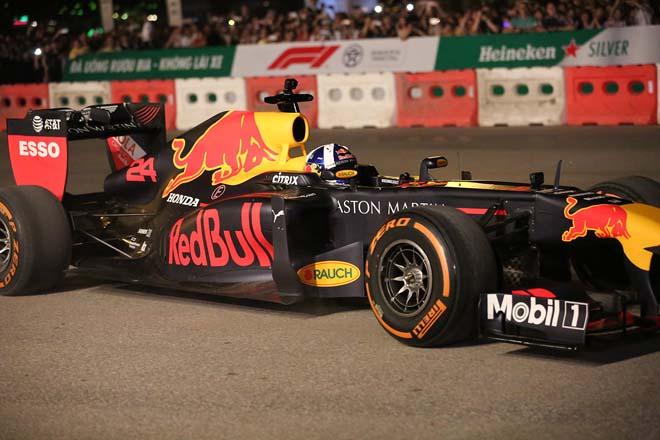 Đại tiệc F1 Việt Nam Grand Prix: Trải nghiệm tốc độ mãn nhãn tại Hà Nội - 10