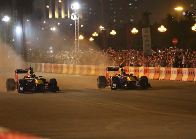 Đại tiệc F1 Việt Nam Grand Prix: Trải nghiệm tốc độ mãn nhãn tại Hà Nội - 12