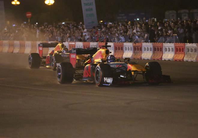 Đại tiệc F1 Việt Nam Grand Prix: Trải nghiệm tốc độ mãn nhãn tại Hà Nội - 14