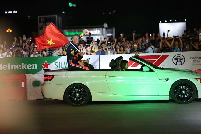 Đại tiệc F1 Việt Nam Grand Prix: Trải nghiệm tốc độ mãn nhãn tại Hà Nội - 15