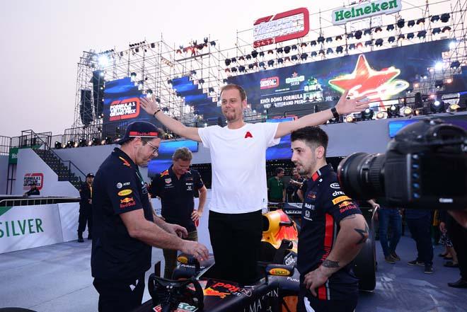 Đại tiệc F1 Việt Nam Grand Prix: Trải nghiệm tốc độ mãn nhãn tại Hà Nội - 1