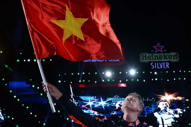 Đại tiệc F1 Việt Nam Grand Prix: Trải nghiệm tốc độ mãn nhãn tại Hà Nội - 2