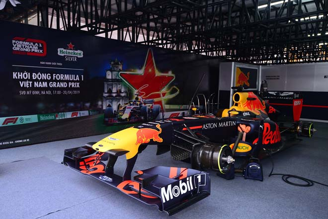 Đại tiệc F1 Việt Nam Grand Prix: Trải nghiệm tốc độ mãn nhãn tại Hà Nội - 6