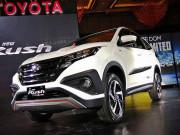 Xe Toyota Rush 2019 - Mua xe SUV giá tốt, hỗ trợ trả góp lãi suất ưu đãi