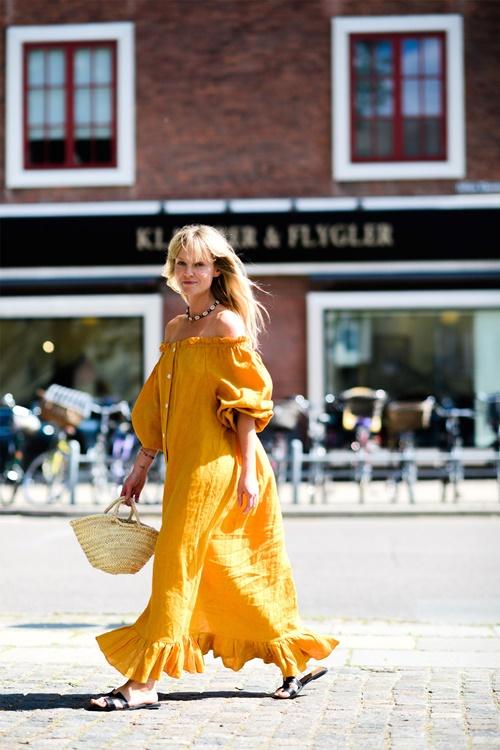 Diện 4 kiểu váy đẹp này, nắng nóng mấy cũng chẳng ngại - 5