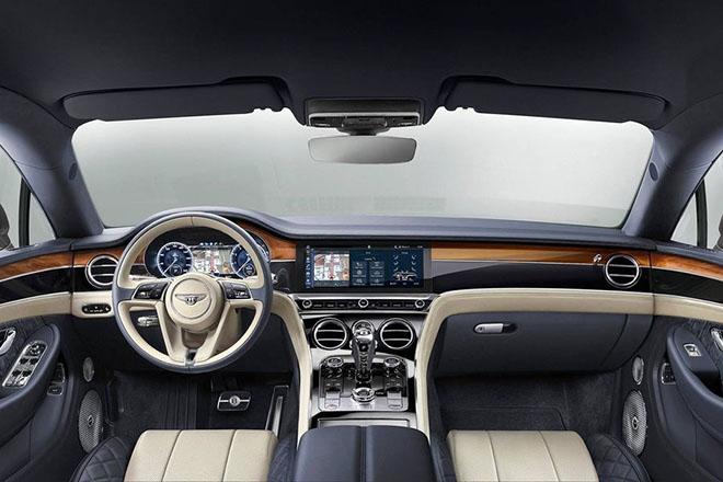 Bentley Continental GT đứng đầu bảng bình chọn khoang nội thất đẹp nhất 2019 - 1