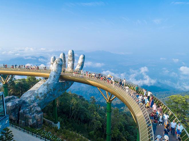 Hơn 3.000 du khách Indonesia tới Bà Nà Hills, tiềm năng mới mở ra cho du lịch Đà Nẵng - 2