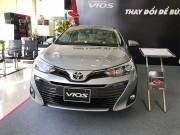 Bảng giá xe Toyota Vios 2019 lăn bánh - Hỗ trợ mua xe trả góp lãi suất chỉ từ 3.99%