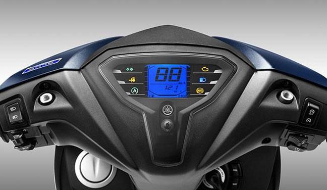 So găng Yamaha FreeGo - Honda Air Blade: Cuộc chiến giành ngôi vương - 2