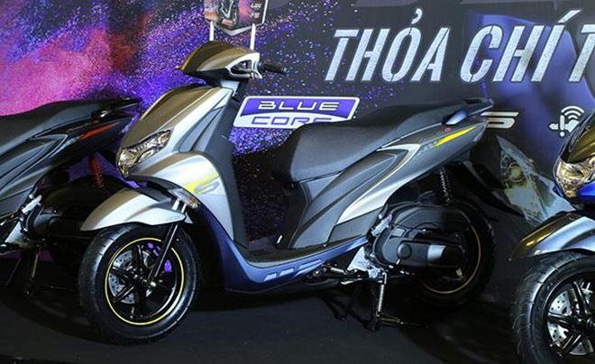 So găng Yamaha FreeGo - Honda Air Blade: Cuộc chiến giành ngôi vương - 4