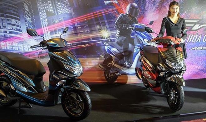 So găng Yamaha FreeGo - Honda Air Blade: Cuộc chiến giành ngôi vương - 9