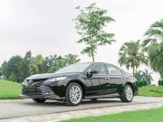 Bảng giá xe Toyota Camry 2019 lăn bánh - Toyota gây bất ngờ khi công bố giá 2 phiên bản mới nhất