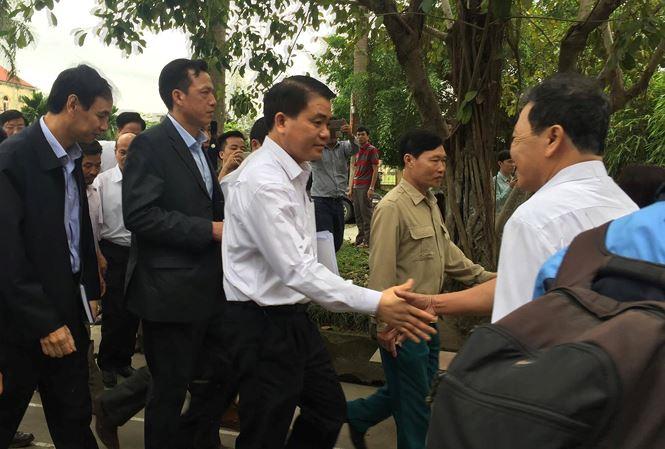 Chiều nay công bố kết quả rà soát kết luận thanh tra đất đai Đồng Tâm - 1