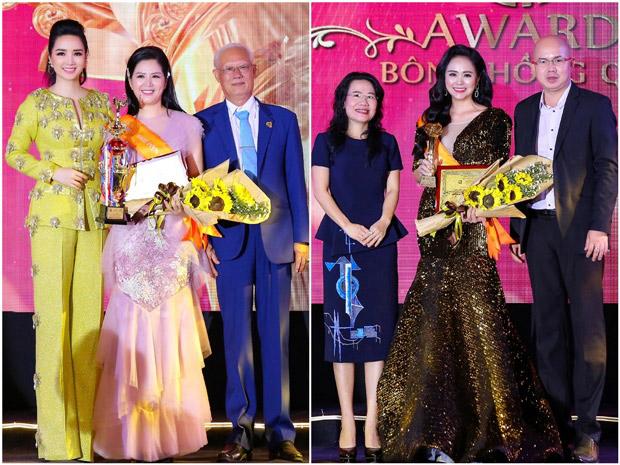 Lễ vinh danh Bông hồng Quyền lực 2019 hội tụ nhiều nữ doanh nhân tài sắc - 3