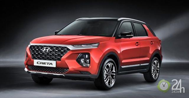 Hyundai Creta 2020 chính thức trình làng với thiết kế thể thao và đầy sự phá cách