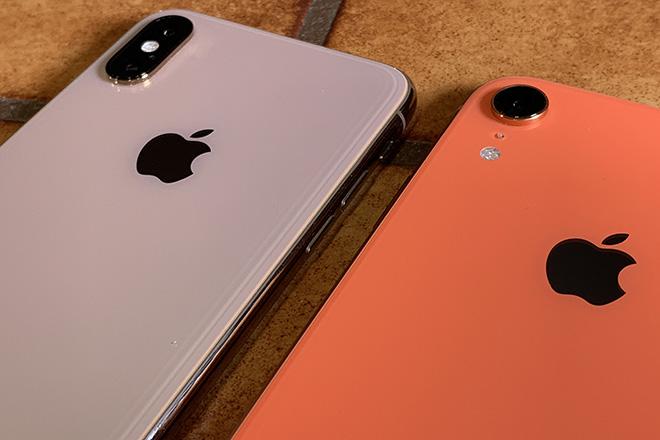 iPhone XR tiếp tục