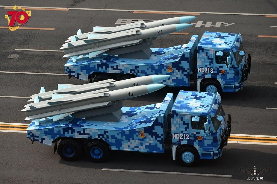"""Chuyên gia: Tên lửa TQ đặt tàu sân bay Mỹ vào thế """"ngàn cân treo sợi tóc"""" - 2"""